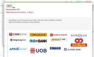 Pilihan bank bayar zakat emas