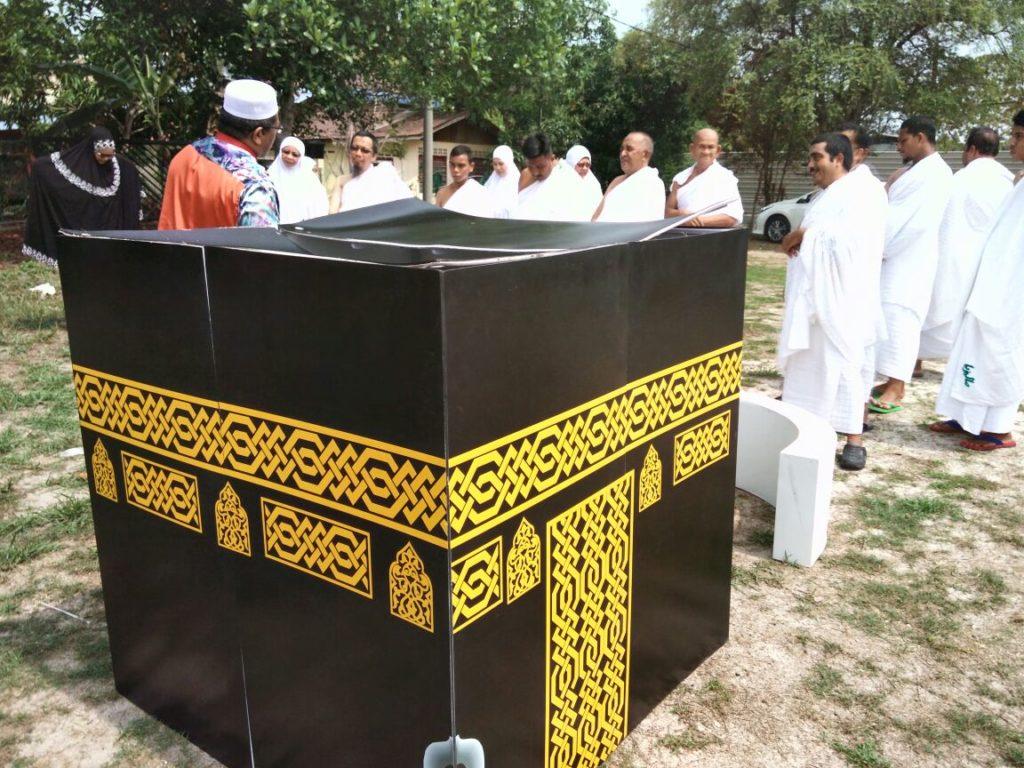 Kursus Umrah 10 Dinar Public Gold Safari Haramain