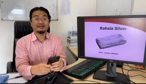Pelaburan perak Rahsia Silver FBLive En. Syukor Hashim pada 27-03-2020