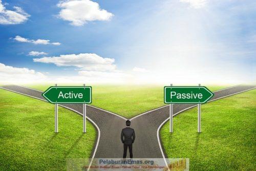 Pendapatan pasif atau aktif?