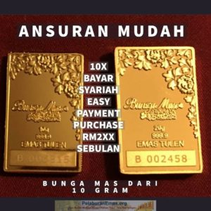 Promosi Bunga Mas Public Gold EPP10