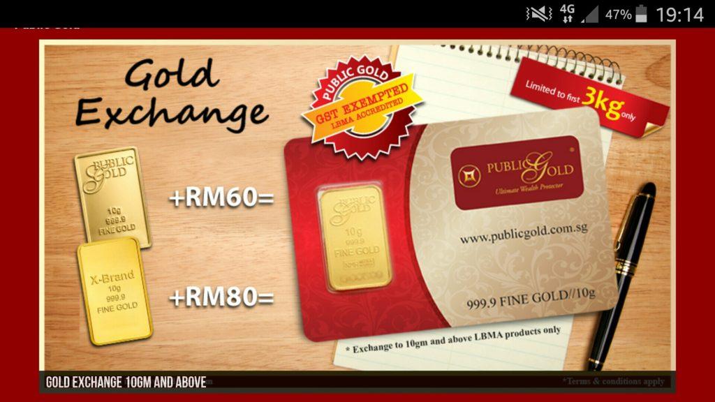 Infografik 2: Tukar goldbar 10g Public Gold.